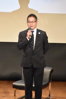 櫻井賢チーフ・プロデューサー