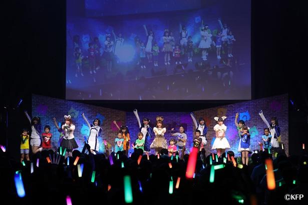 PPPの初単独ライブも行なわれた「けものフレンズLIVE」開催!