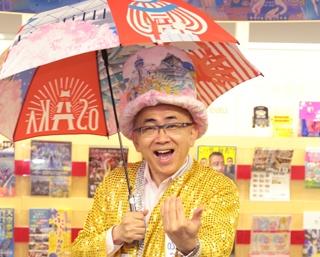 大阪観光局局長 溝畑宏さん