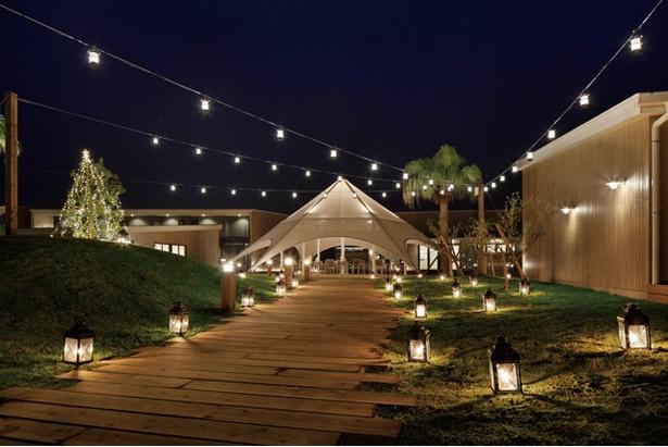 i+Land Nagasaki / 内外観共、スタイリッシュな建物。3つのタイプの宿泊施設があり、用途に合わせて利用できる