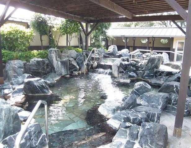 天然温泉大村ゆの華 / 美人の湯と呼ばれ、肌をすべすべにする効果にも期待