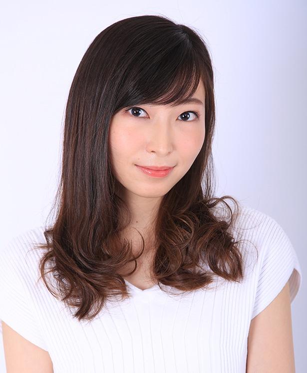 MCを務める元SKE48の大矢真那