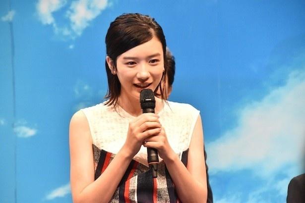 <半分、青い。>永野芽郁、夜には安室の『Hero』熱唱!撮影支えた音楽の力