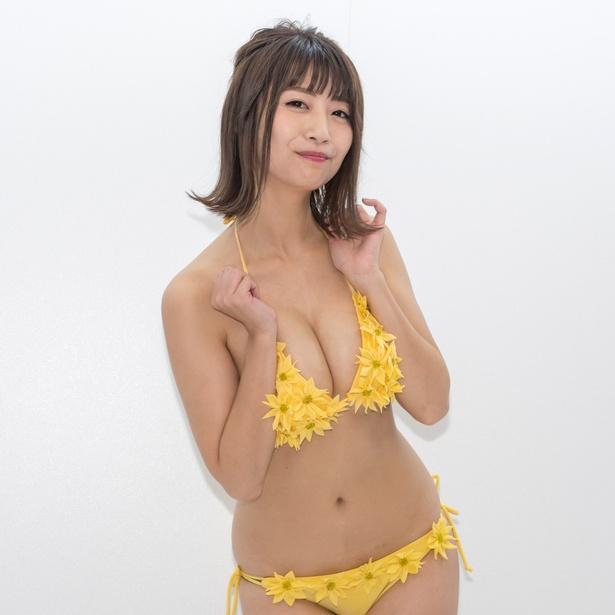 古川真奈美DVD&Blu-ray「秘密のMANAモード」発売イベントより
