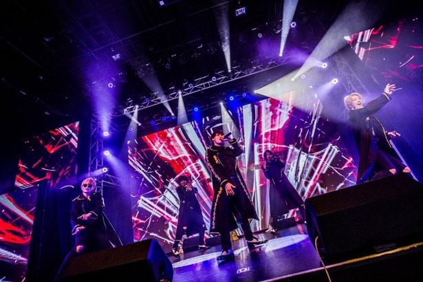 IVVY二大都市ツアー~Heart Beat~東京公演01
