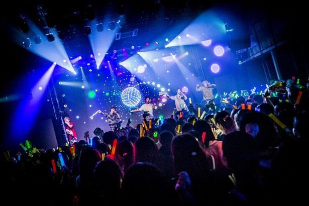 IVVY二大都市ツアー~Heart Beat~東京公演02