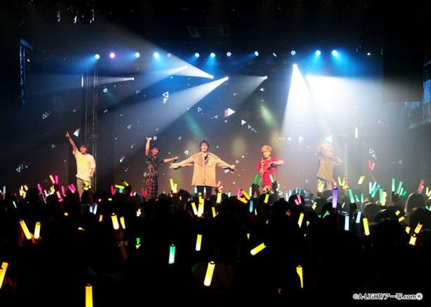 IVVY二大都市ツアー~Heart Beat~大阪公演02