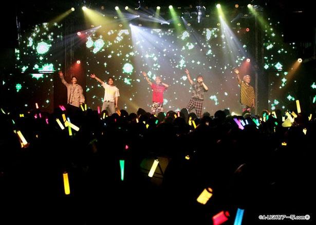 IVVY二大都市ツアー~Heart Beat~大阪公演03