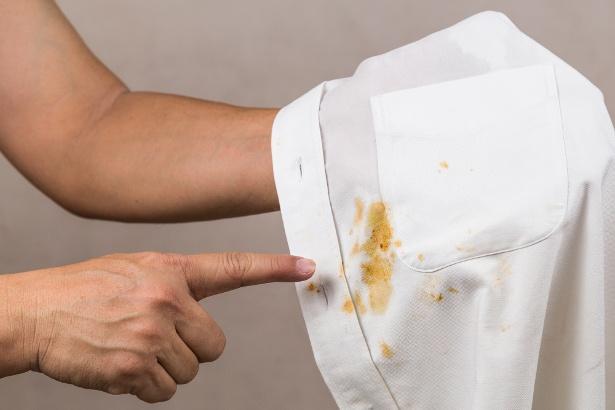 【写真】シミに合わせた洗剤の使い分けが重要?