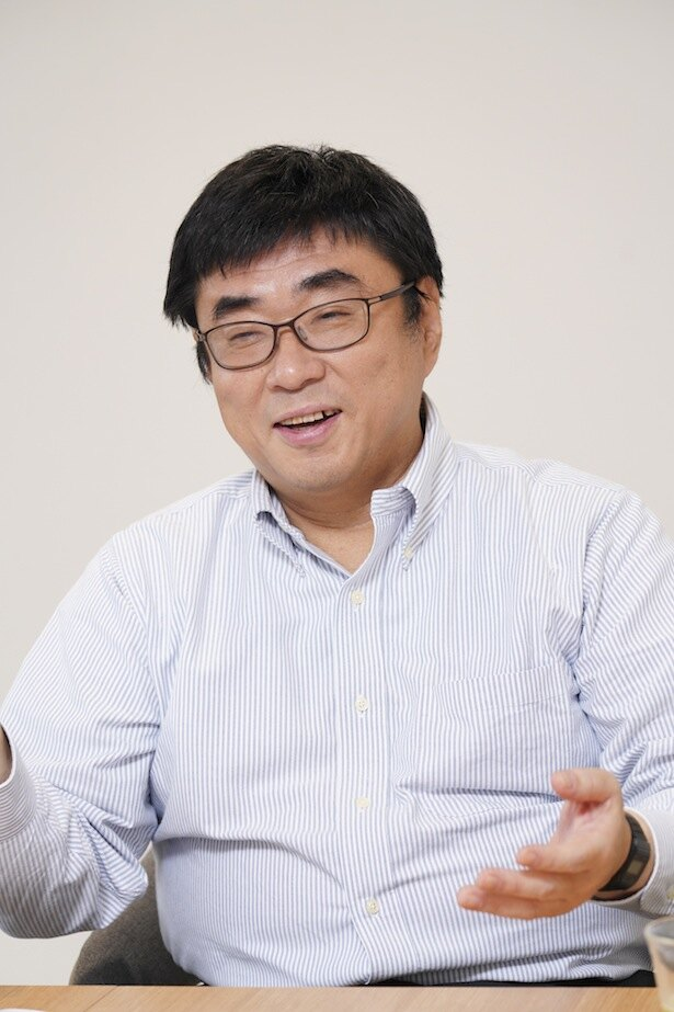 BS時代劇「雲霧仁左衛門4」のチーフプロデューサーを務める佐野元彦氏