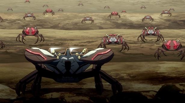 「重神機パンドーラ」第24話の先行カットが到着。フィオナが渾沌の力でレオンの意識の中へ!?