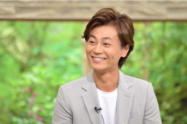 「サワコの朝」(TBS系)に氷川きよしが登場