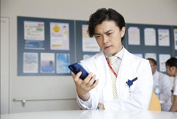 土曜ナイトドラマ「ヒモメン」第7話より (C)テレビ朝日