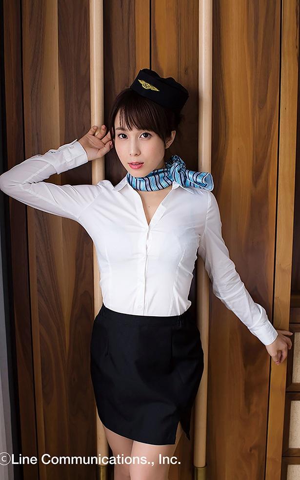 犬童美乃梨DVD&Blu-ray「フルフル ~fruitful~」(ラインコミュニケーションズ)より