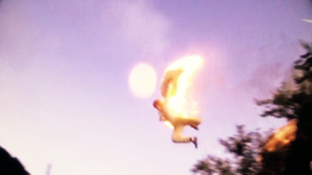 """【写真を見る】矢口真里、須藤凛々花らが""""燃えなきゃいけないワケ""""とは?(#2「人間火の鳥コンテスト2018」)"""