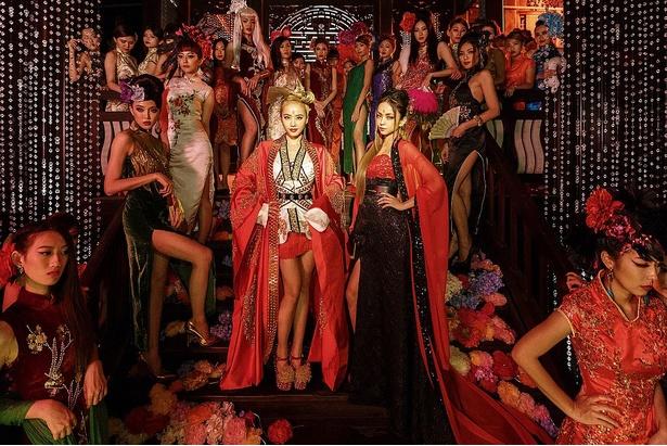 【写真をみる】安室奈美恵と2014年にコラボした楽曲「I'm Not Yours」