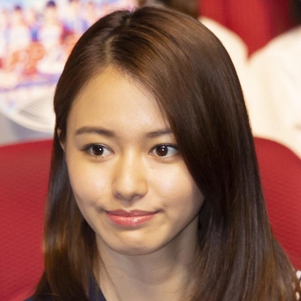 ドラマ「チア☆ダン」でクールビューティーな茉希役を演じる山本舞香