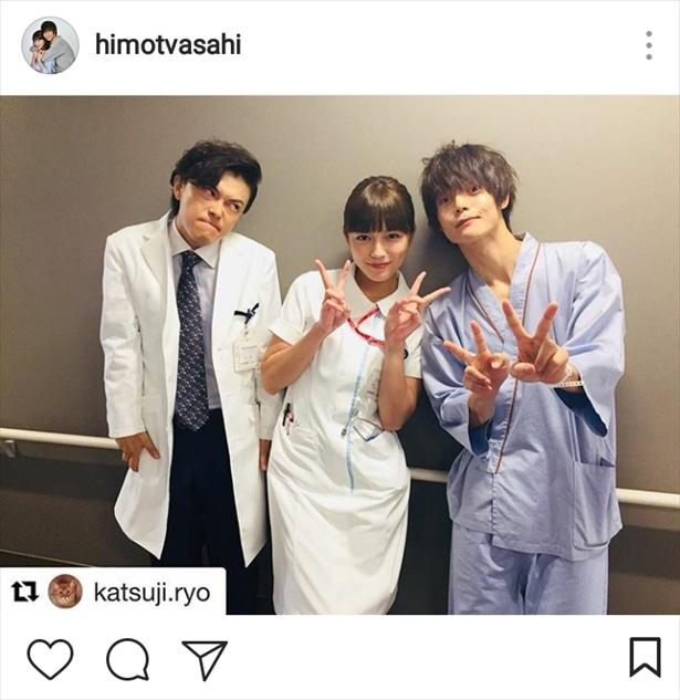 ゆり子&翔ちゃんと池目先生のやりとりに癒やされたファンも多数!