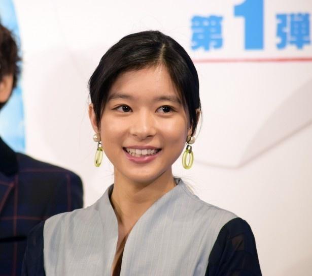 2018年は吹き替え声優にも挑戦した芳根京子