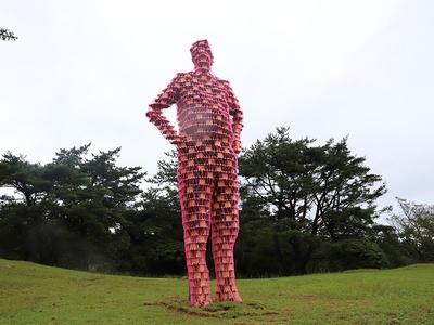 木村剛士さんの作品「畑になる/人」