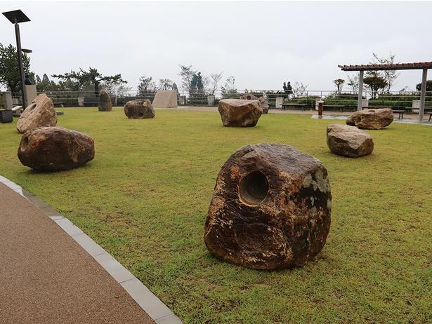 公募大賞準グランプリを受賞した黒川岳さんの作品「石の音を聴く」