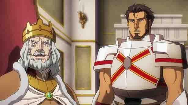 「オーバーロードIII」第10話の先行カットを公開。ナザリックが国として認められ!?