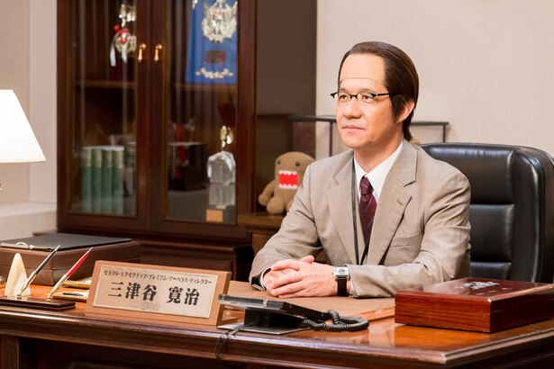 【写真を見る】「NHKなんで」櫻井の翔氏には挑戦をしてもらいます