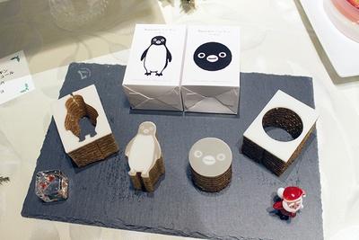 まめや 金澤萬久「Suicaのペンギンバウム」(3564円、限定300個)