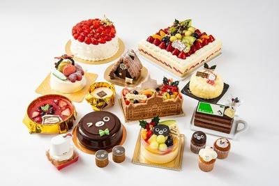 東京駅「グランスタ」と「グランスタ丸の内」の注目クリスマスケーキが発表