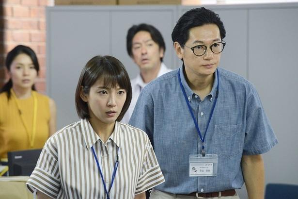 【写真を見る】井浦新、吉岡里帆は「潜在能力が高く、どんどん伸びる人」