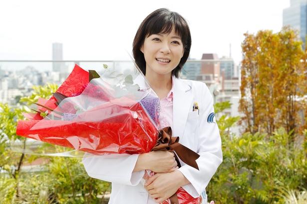 上野樹里、「グッド・ドクター」笑顔でクランクアップ!