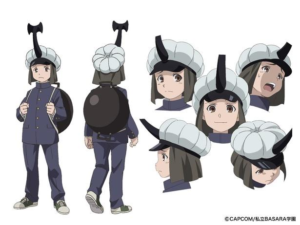 小早川秀秋(CV:福山潤)。食をこよなく愛し、常に鍋を背負っている気弱な少年。普段から色々な人に鍋料理を振る舞っている。あだ名は「金吾」