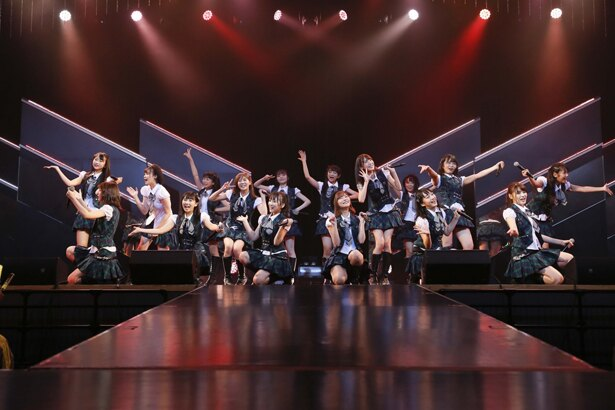 HKT48・チームHの「RESET」公演がスタート