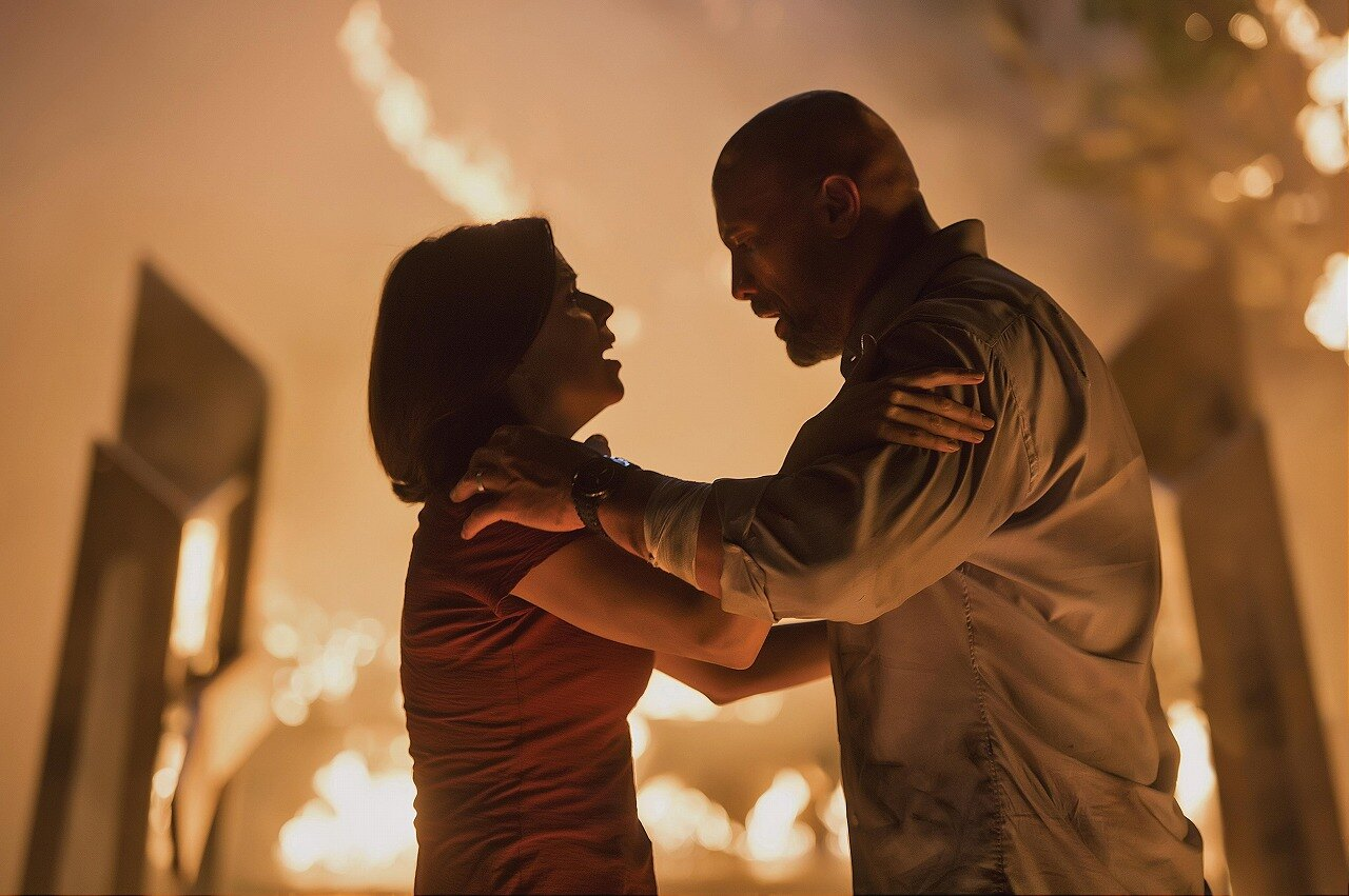 愛する家族を助けるために地獄と化した高層ビルに突入する男のドラマに胸アツ!