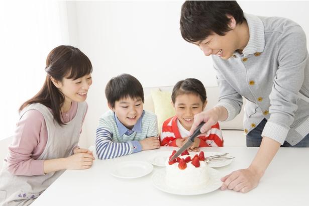 """""""切り分けの賢者""""直伝のケーキカット法"""