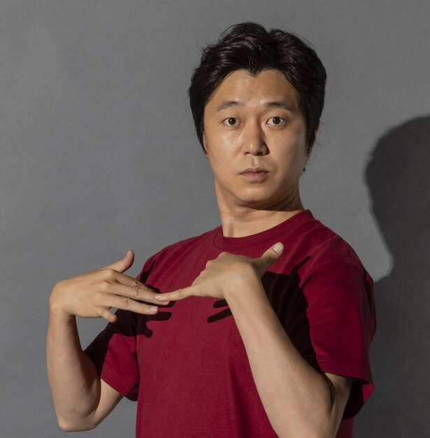 「行け!稲中卓球部」の前野役・新井浩文