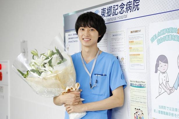 山崎賢人、話題の「グッド・ドクター」ついにクランクアップ!
