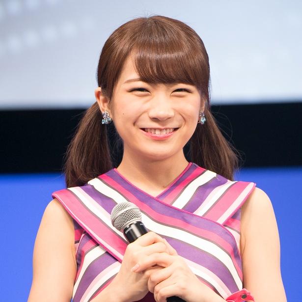 「笑コラ」にゲスト出演した秋元真夏