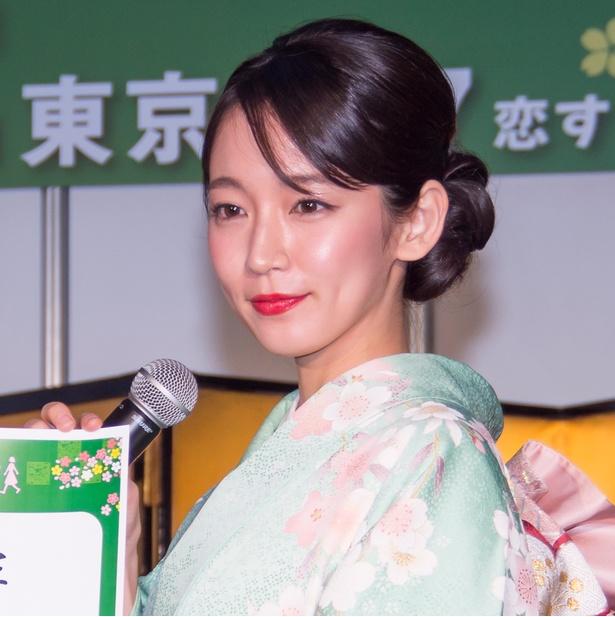 【写真を見る】数々の発言に対し、TOKIOから絶賛された吉岡里帆
