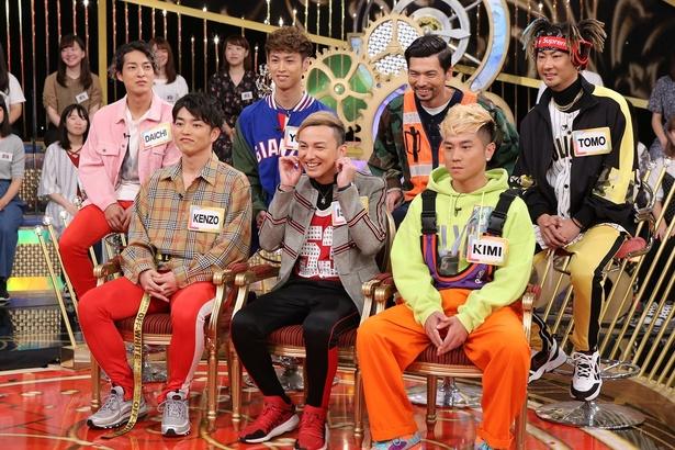 9月12日(水)放送の「1周回って知らない話」にDA PUMPが登場!