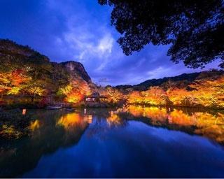 厳選!秋の極彩色に染まる佐賀の紅葉絶景5選