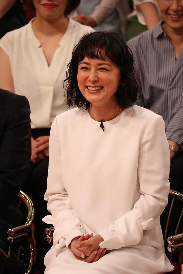 国生さゆりが9月12日(水)放送の「梅沢富美男のズバッと聞きます!」(フジテレビ系)に登場
