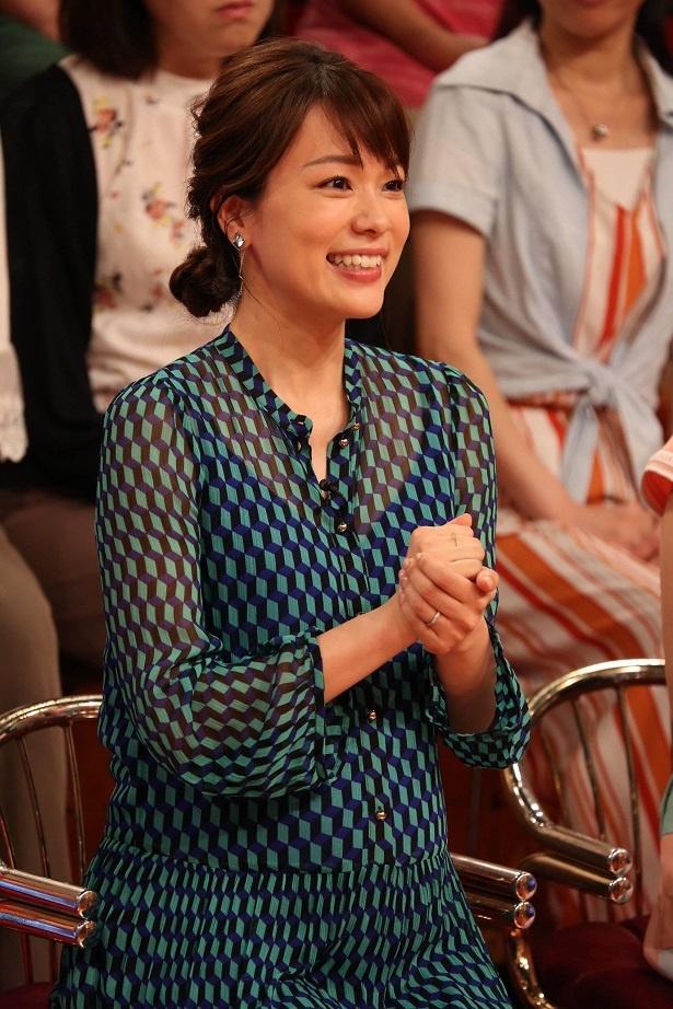 妊娠中の本田朋子もスタジオゲストとして登場