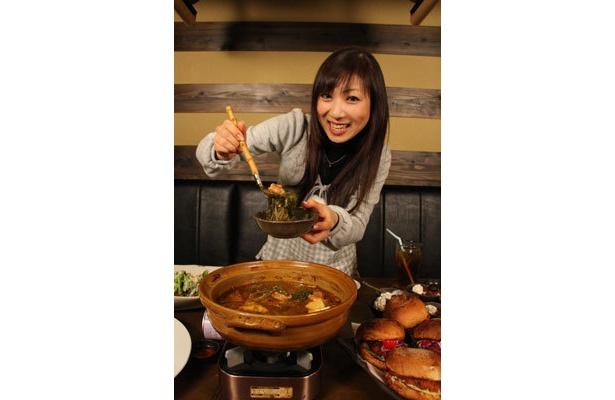 味が浸み込んでいて美味しいとお気に入りのカレー鍋
