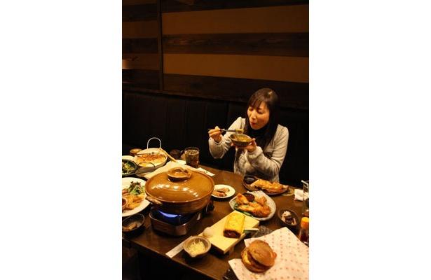 ハンバーガー10個も食べられる!?