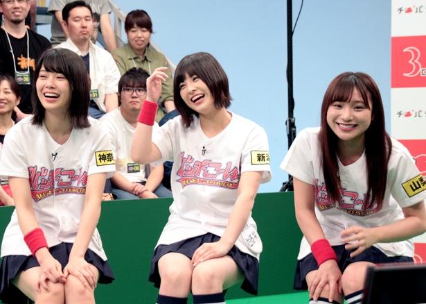 小田えりな、佐藤栞、左伴彩佳の選ぶ自身の名場面は?