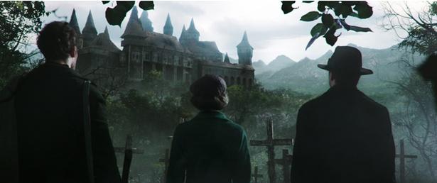 バーク神父と見習いシスターのアイリーンはシスターの死の謎を探るためにルーマニアの修道院へ