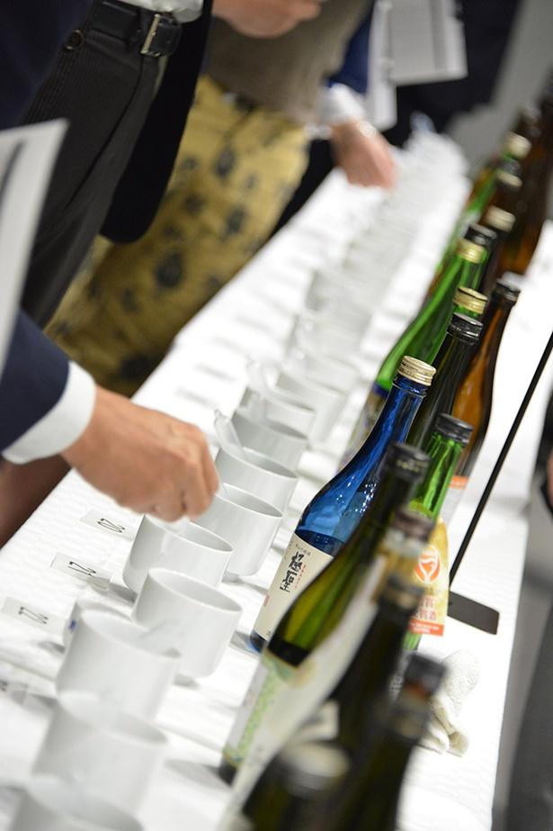 【写真を見る】利き酒コーナーでは、これまでの飲酒歴が試される!?