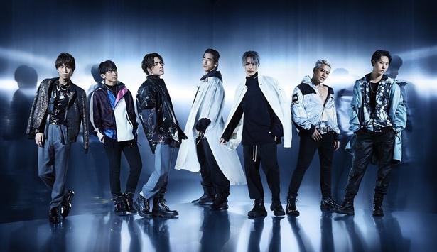 「R.Y.U.S.E.I.」を披露する三代目 J Soul Brothers