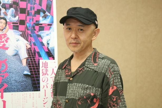 『愛しのアイリーン』の原作者・新井英樹